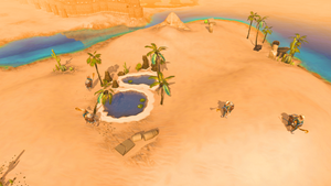 Camel Warrior island.png
