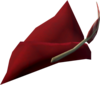 Robin Hood hat (red) detail.png