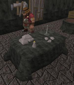 Silver Cog Silver Stall The Runescape Wiki