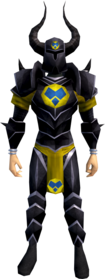 Black armour (h3) (heavy) equipped (male).png: Black helm (h3) equipped by a player