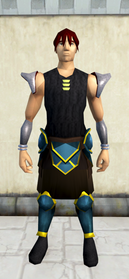 Rune plateskirt (g) equipped (male).png: Rune plateskirt (g) equipped by a player