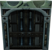 Crafting door