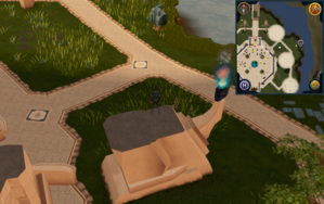 Compass clue Draynor north-east of Wizards' Tower.png