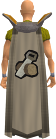 Retro construction cape equipped.png: Construction cape equipped by a player