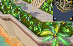 Scan clue Menaphos Imperial district south-west of Grand Library.png