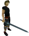Wilderness sword 1 equipped.png