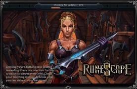 runescape loading screen