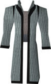 Detailed image of the 3rd age robe top