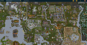 World map - The RuneScape Wiki