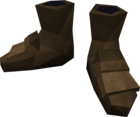 Bronze armoured boots detail.png