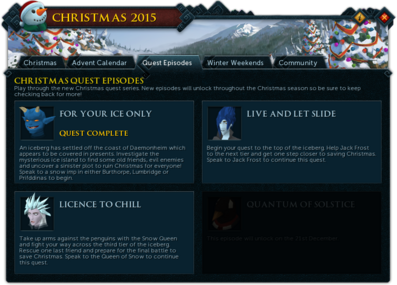 Christmas 2015 (Quest Episodes) interface.png