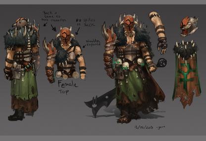 Warpriest Of Bandos Armour The Runescape Wiki