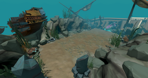 the shadow reef