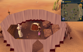 Cryptic clue Bandit Camp crate.png