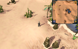 Scan clue Kharidian Desert south-west of oasis.png