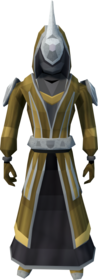 Duskweed robe armour equipped (male).png: Duskweed robe top equipped by a player