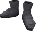 Steel armoured boots detail.png