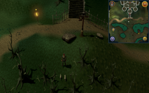 Compass clue Canifis south of Fenkenstrain's Castle.png