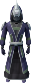 Blightleaf robe armour equipped (male).png: Blightleaf shoes equipped by a player