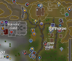 Burthorpe map.png