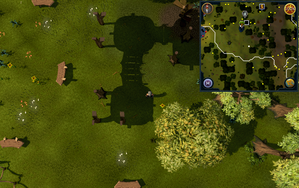 Compass clue Tree Gnome Stronghold north-west of entrance.png