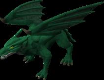 Green dragon - The RuneScape Wiki