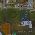 Gunther southeast of varrock location.png