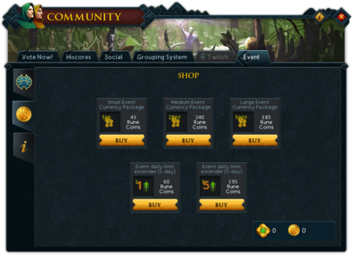 Community (Aiding the Exile) interface shop.png