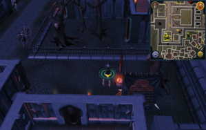 Scan clue Darkmeyer house south of Castle Drakan entrance.png