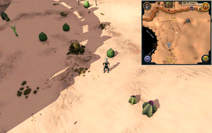 Scan clue Kharidian Desert north-east of Hunter training icon.png
