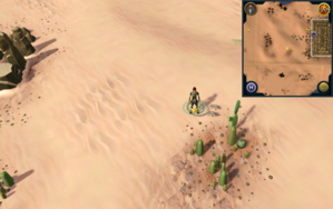 Scan clue Kharidian Desert south-west of Uzer Mastaba.png