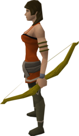 Yew shortbow equipped.png: Yew shortbow equipped by a player