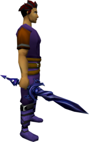Abyssal bane longsword equipped.png: Abyssal bane longsword equipped by a player