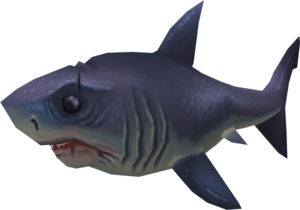 Sayln the shark the runescape wiki