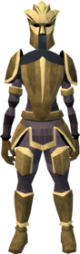 Marmaros armour (heavy) equipped (female).png: Marmaros gauntlets equipped by a player