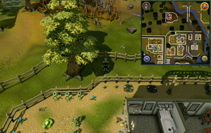 Scan clue East Ardougne north of Flying Horse Inn.png