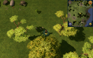 Scan clue Piscatoris Hunter area north-west of Tree Gnome Stronghold.png
