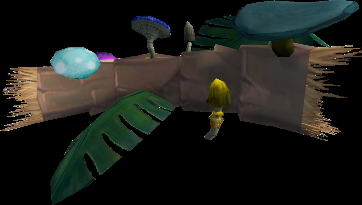 Mushroom cluster - The RuneScape Wiki