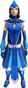 Mystic robe armour (blue) equipped (female).png