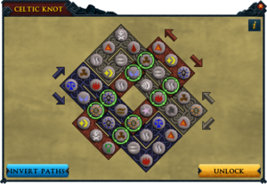 Treasure Trails/Guide/Celtic knots - The RuneScape Wiki