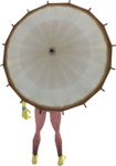 Coconut parasol equipped.png