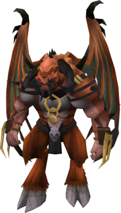 Demon Boss The Runescape Wiki