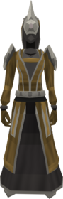 Duskweed robe armour equipped (female).png: Duskweed robe top equipped by a player