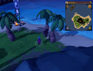 Scan clue Turtles second island south-east of Halia.png