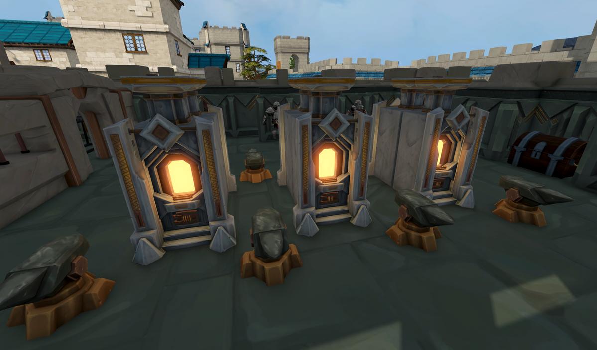 Burial equipment - The RuneScape Wiki