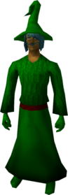 Fremennik robe outfit equipped (male).png: Fremennik hat equipped by a player