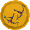 Ocean's Archer Crossbow token detail.png