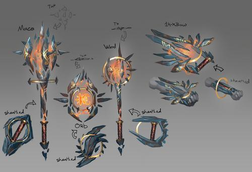 Sharded weapons concept art.jpg