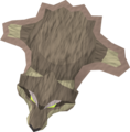 Tanned fenris wolf pelt detail.png