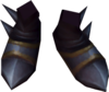 Custom-fit trimmed spiked masterwork boots detail.png